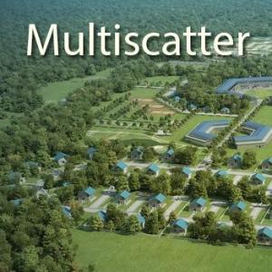 Multiscatter 1.618 for 3ds Max 2014-2021 [En]
