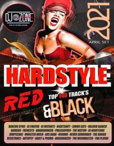 VA - Red & Black: Hardstyle DJ Zone