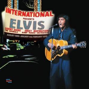 Elvis Presley - Las Vegas International Presents Elvis
