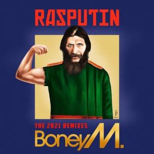 Boney M. - Rasputin - Lover Of The Russian Queen