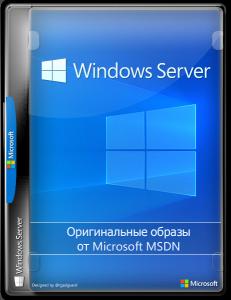 Windows Server 2022 LTSC, Version 21H2 Build 20348.230 (Updated September 2021) Оригинальные образы от Microsoft MSDN [Ru/En]