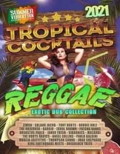 VA - Reggae Tropical Cocktails: Dub Riddim Version