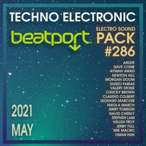 VA - Beatport Techno: Electro Sound Pack #286