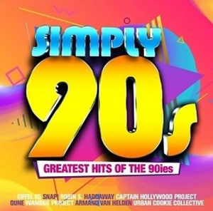 VA - Simply 90s: Greatest Hits of the 90ies