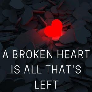 VA - A broken heart is all that's left