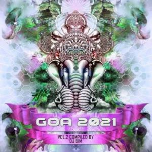 VA - Goa 2021 Vol.2 (Compiled by DJ Bim)