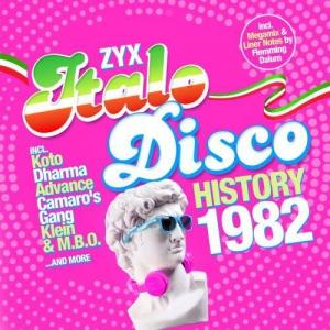 VA - ZYX Italo Disco History 1982