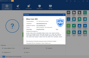 Wise Care 365 Pro 5.6.7.568 Portable by Jooseng [Multi/Ru]