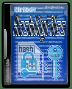 HashMyFiles 2.40 Portable [Ru/En]