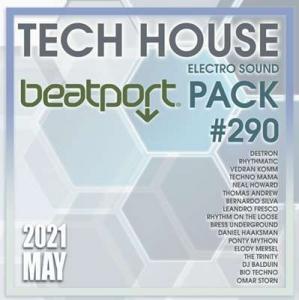 VA - Beatport Tech House: Electro Sound Pack #290