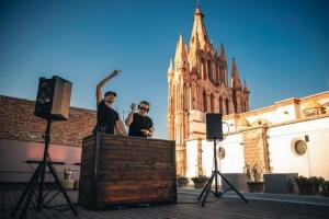 Cosmic Gate - Live @ Sundowner Set, San Miguel De Allende Guanajuato, Mexico (2021-05-19)