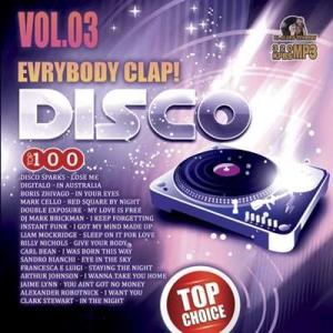 VA - Evrybody Clap: Disco Party (Vol.03)