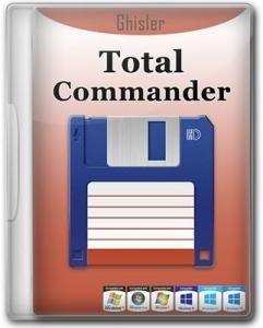 Total Commander 10.00 LitePack & PowerPack + Portable 2021.9 by SamLab [Multi/Ru]