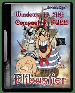 Windows 10 21H1 Compact & FULL x64 [19043.1200] by Flibustier (20.08.2021) [Ru]