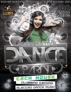 VA - Generate Dance Party: Tech House Mix