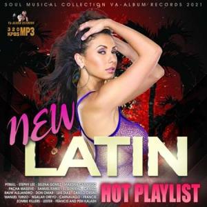 VA - New Latin Hot Playlist