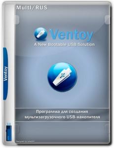 Ventoy 1.0.47 [Multi/Ru]