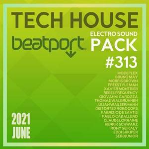 VA - Beatport Tech House: Sound Pack #313
