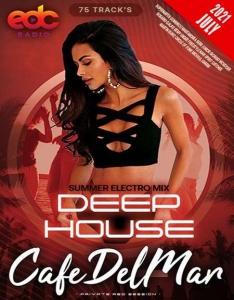 VA - EDC: Deep House Cafe Del Mar