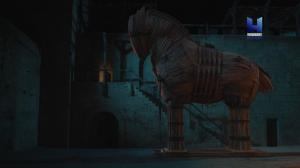 Загадка троянского коня