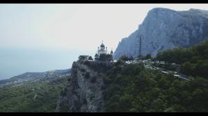 Крым. Аэросъемка