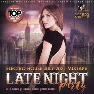 VA - Electro House: Late Night Party