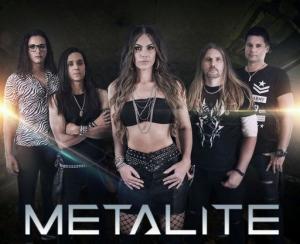 Metalite - 3 Albums + 4 Singles