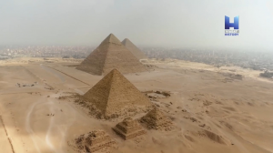 Саккара: тайные иероглифы пирамид