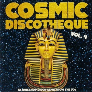 VA - Cosmic Discotheque - 12 Junkshop Disco Funk Gems From The 70s
