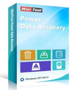 MiniTool Power Data Recovery 10.0 Standadrd / Enterprise / Deluxe / Business Technician RePack (& Portable) by Dodakaedr [Multi/Ru]