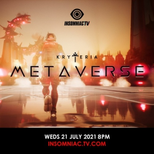 Kryder - Kryteria Radio 300 (Metaverse Special) (2021-07-21)